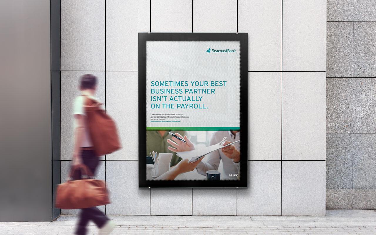 Seacoast Bank - Advertising