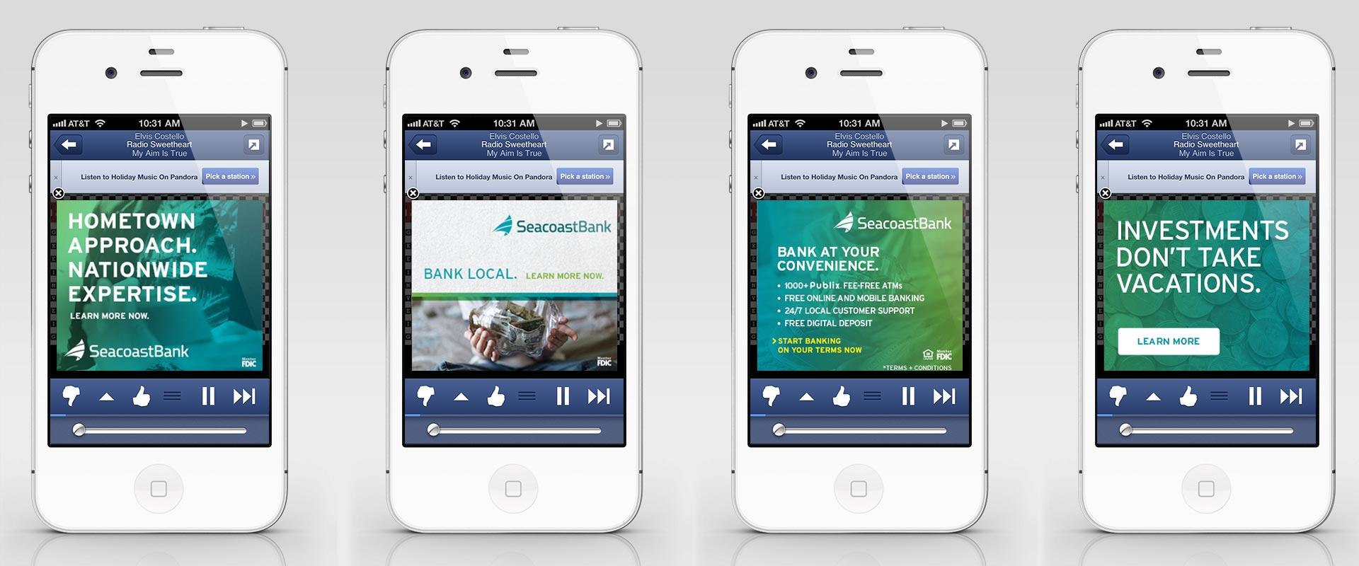 Seacoast Bank - Digital Advertising