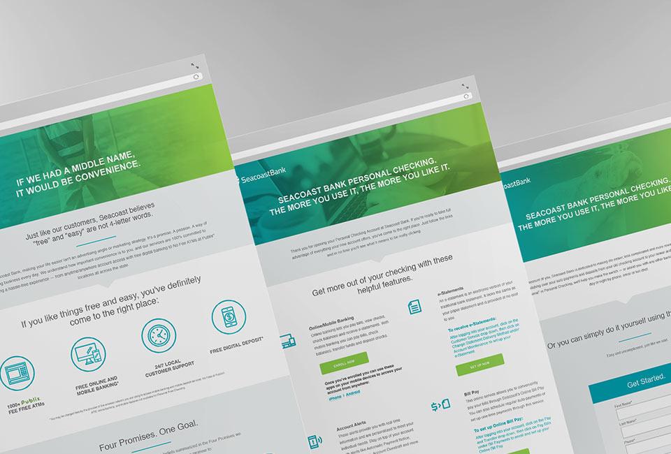 Seacoast Bank - Email Marketing
