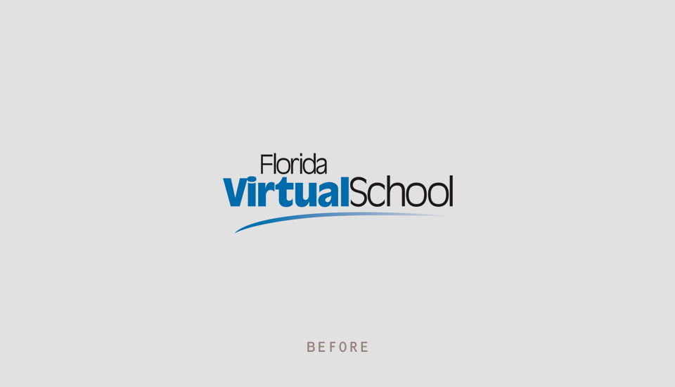 Florida Virtual School - Logo